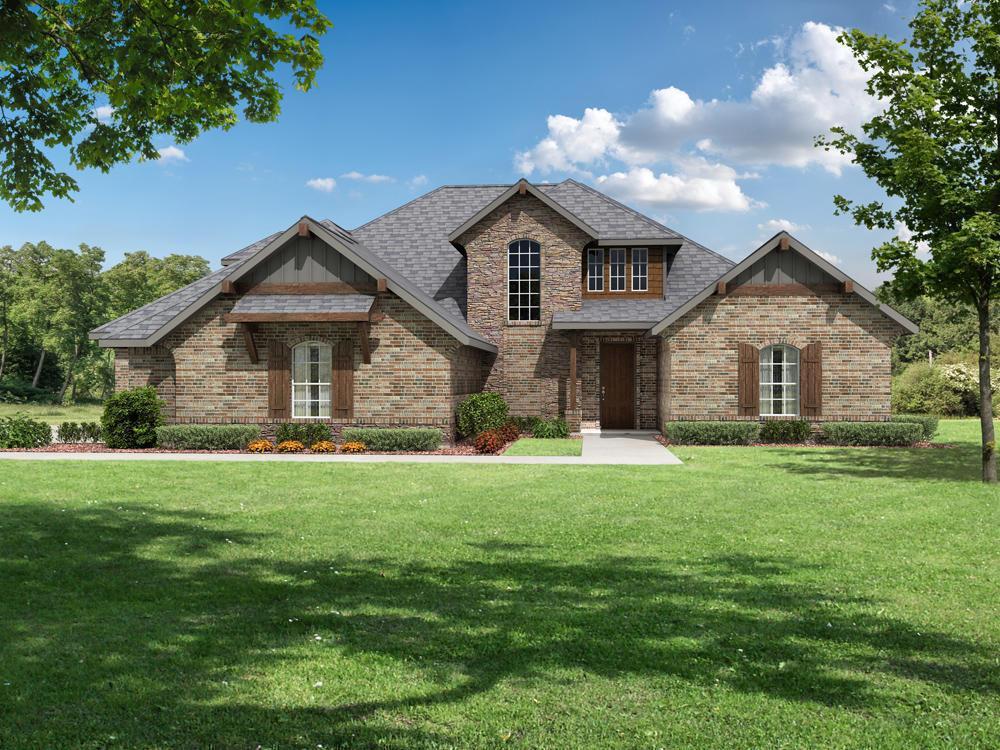 Single Family for Sale at Asheville - Elmhurst Se 57th St Choctaw, Oklahoma 73020 United States