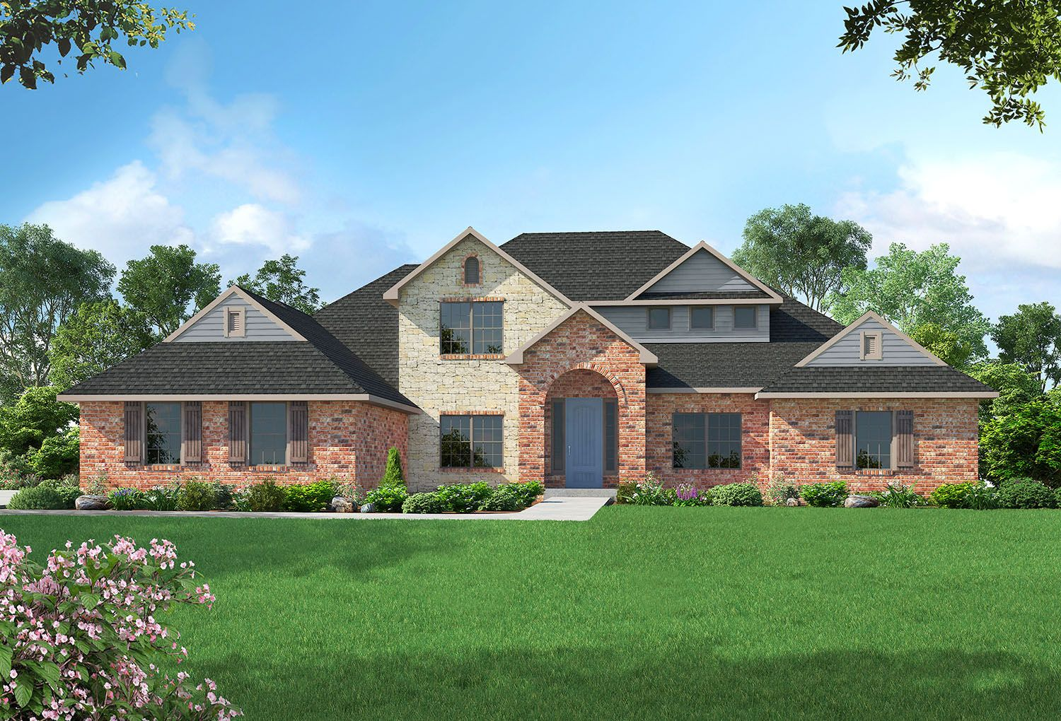 Single Family for Sale at Timberline - Richmond S Midwest Blvd Norman, Oklahoma 73026 United States