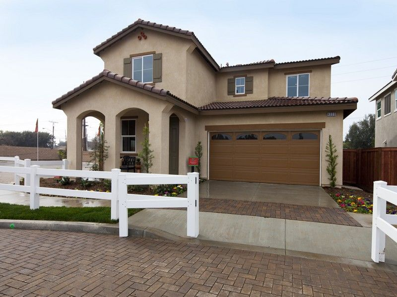 Single Family for Sale at Mission Square - Residence 1 4325 Adams St Riverside, California 92504 United States