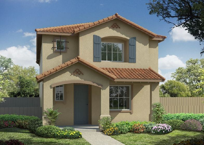 Single Family for Sale at Residence 2 2038 Mesquite Lane Colton, California 92324 United States