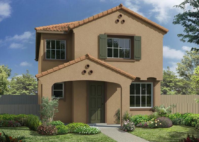 Single Family for Sale at Wildrose - Residence 3 2024 Juniper Lane Colton, California 92324 United States