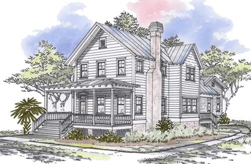 518 Water Street, Beaufort, SC Homes & Land - Real Estate