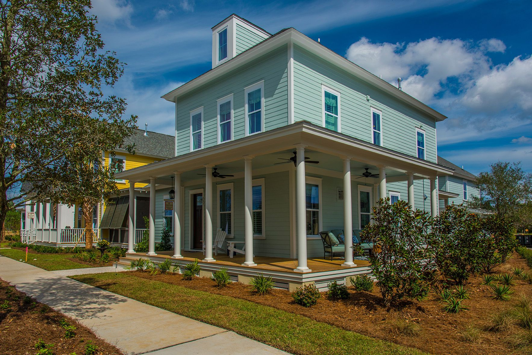 Single Family for Sale at Magnolia 237 Bumble Way Summerville, South Carolina 29485 United States