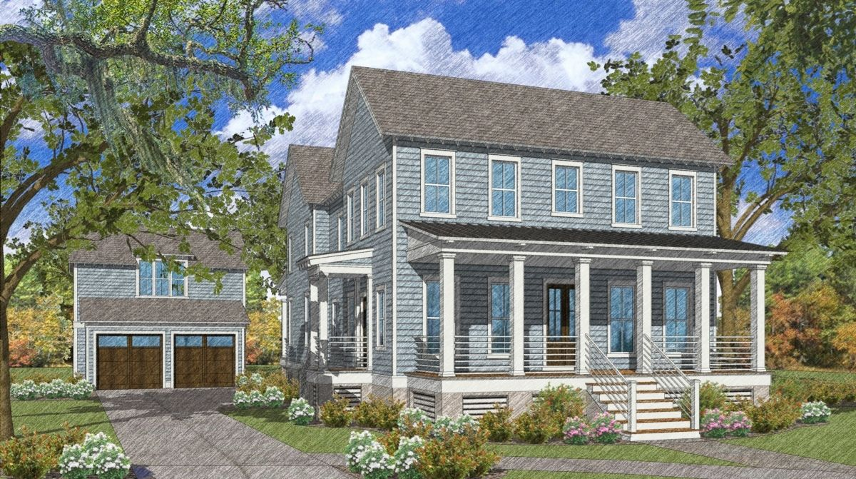 Single Family for Sale at Carolina Park - Alston 1538 Banning Street Mount Pleasant, South Carolina 29466 United States