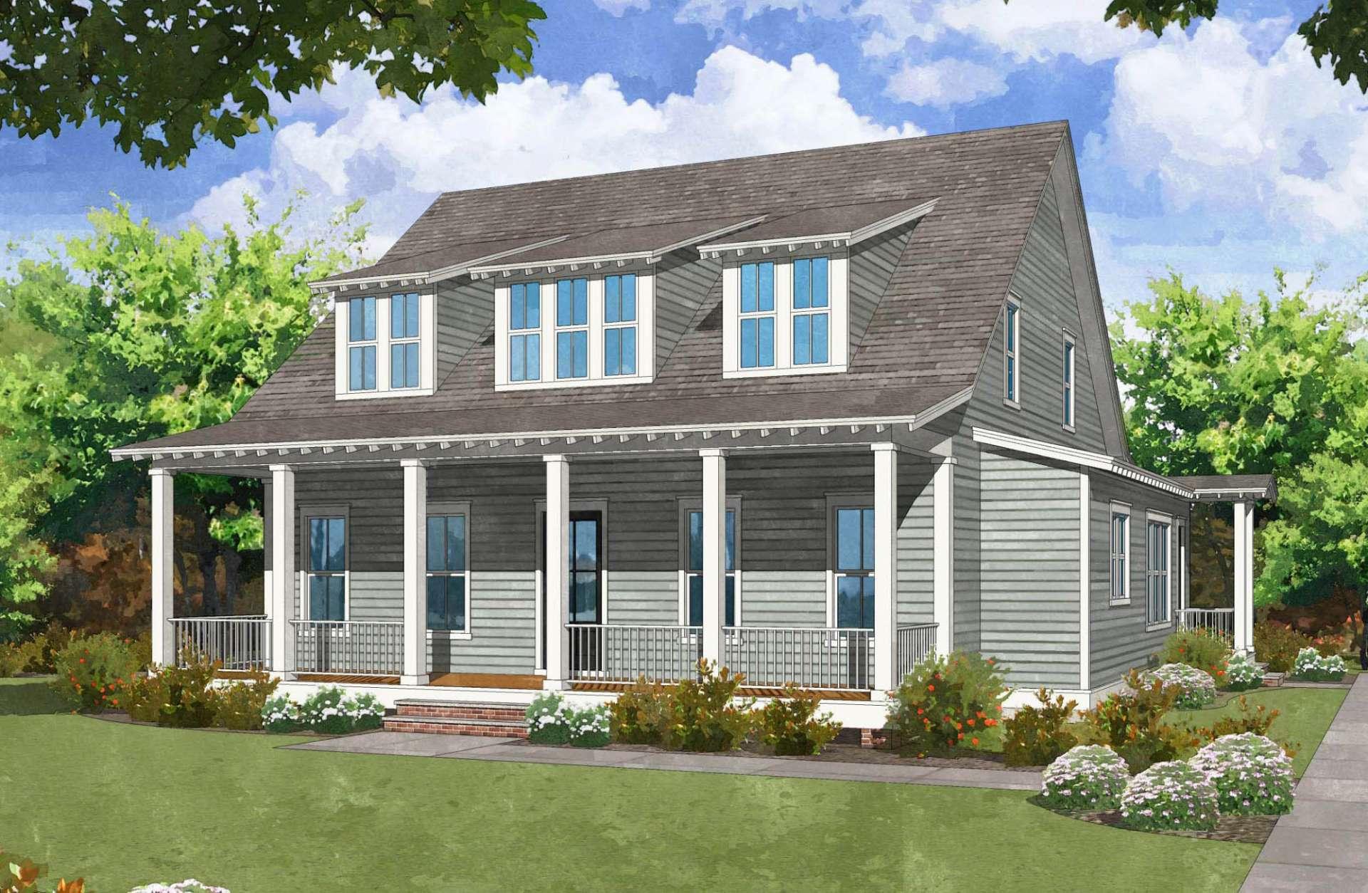 Single Family for Sale at Carolina Park - Albrecht 1538 Banning Street Mount Pleasant, South Carolina 29466 United States