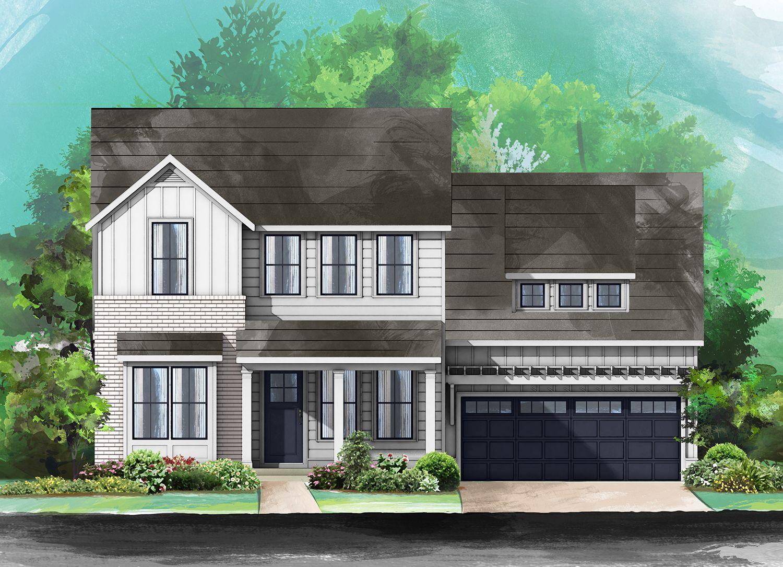 Ενοικιάζεται για την Πώληση στο Whitaker Ii 509 Edgewater Drive Holly Springs, Georgia 30115 United States