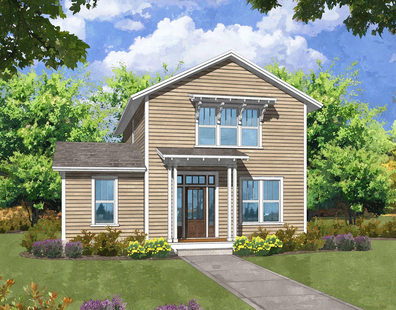 Single Family for Sale at Mixson - Magnolia 4470 Newman's Alley North Charleston, South Carolina 29405 United States