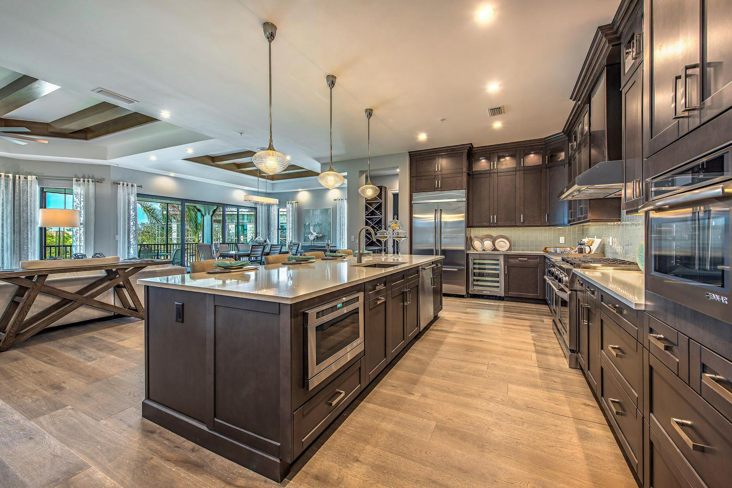Single Family for Sale at The River Club - Wembley 681 Trinity Place Suwanee, Georgia 30024 United States