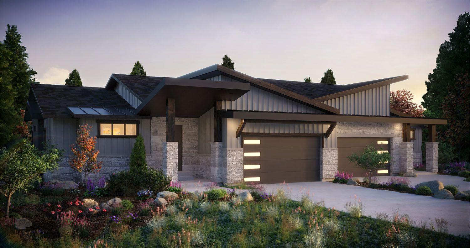 Multi Family for Active at Shoreline - Cascade 11125 N. Shoreline Dr. Hideout Canyon, Utah 84036 United States
