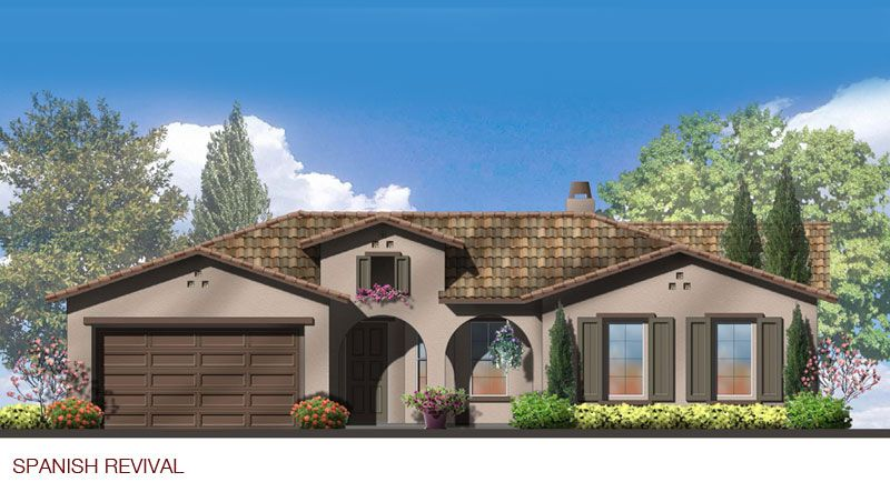 Single Family for Sale at Toscana - Plan 2 13201 Chickasaw Rd Rancho Cucamonga, California 91739 United States