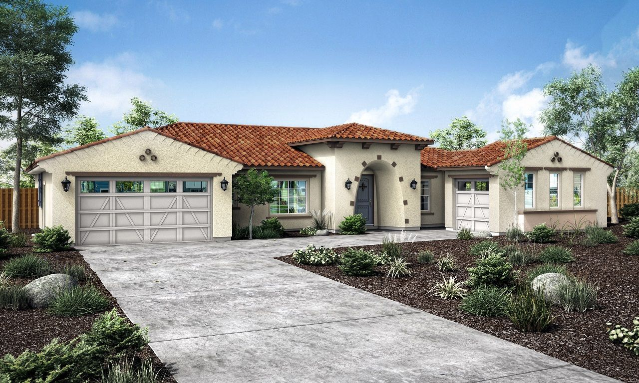 Single Family for Sale at Plan 2 6548 Brownstone Place Rancho Cucamonga, California 91739 United States