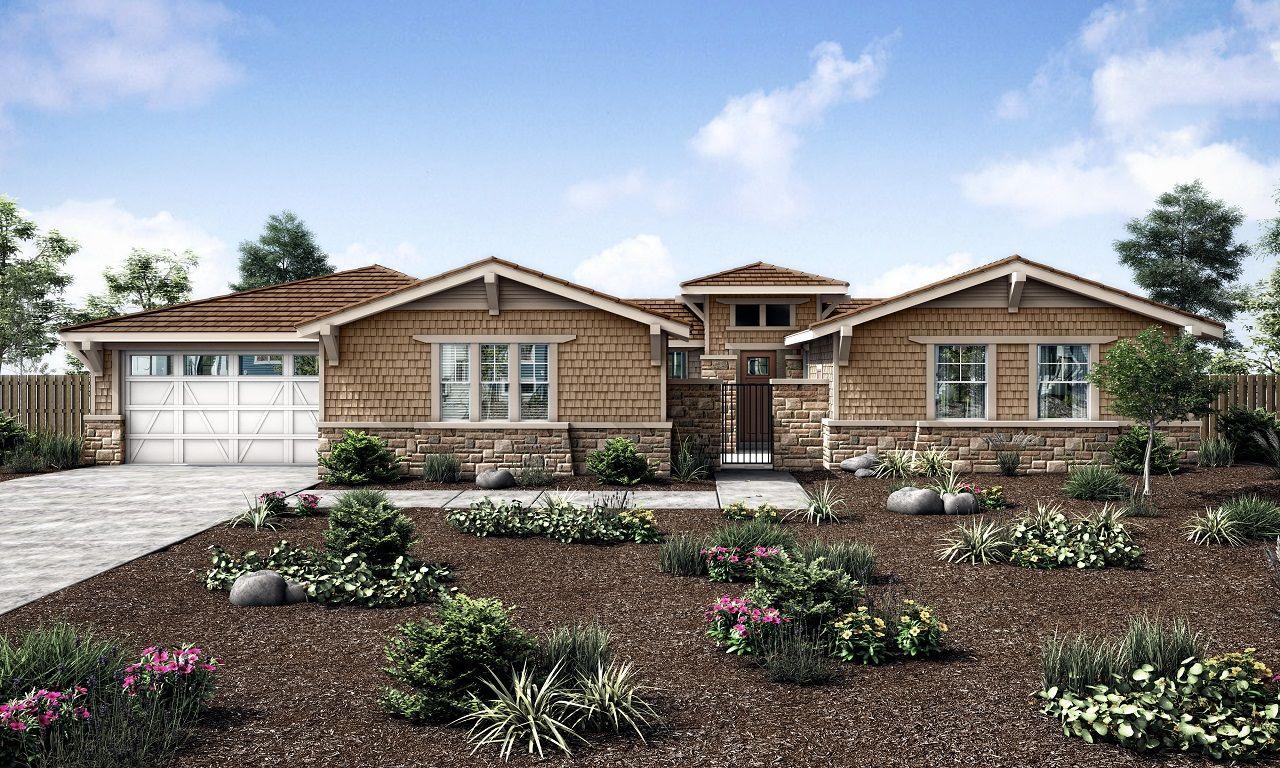 Photo of Plan 1 in Rancho Cucamonga, CA 91739