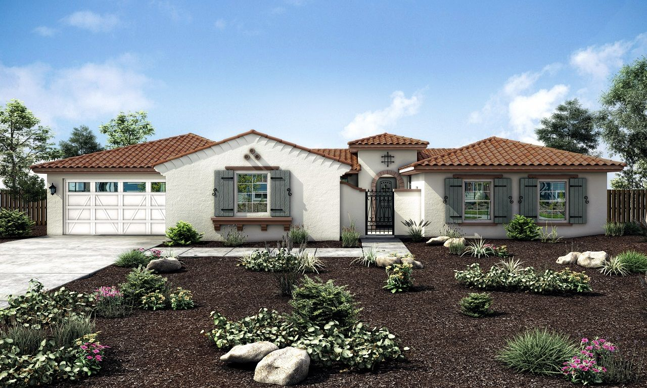 Single Family for Sale at Plan 1 6583 Brownstone Place Rancho Cucamonga, California 91739 United States