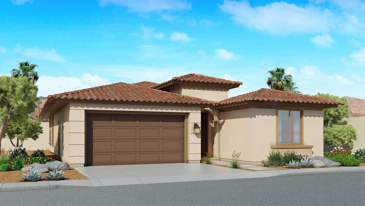 Single Family for Sale at Genesis At Millennium Palm Desert - Core Plan 1 Gerald Ford Dr & Portola Rd Palm Desert, California 92211 United States