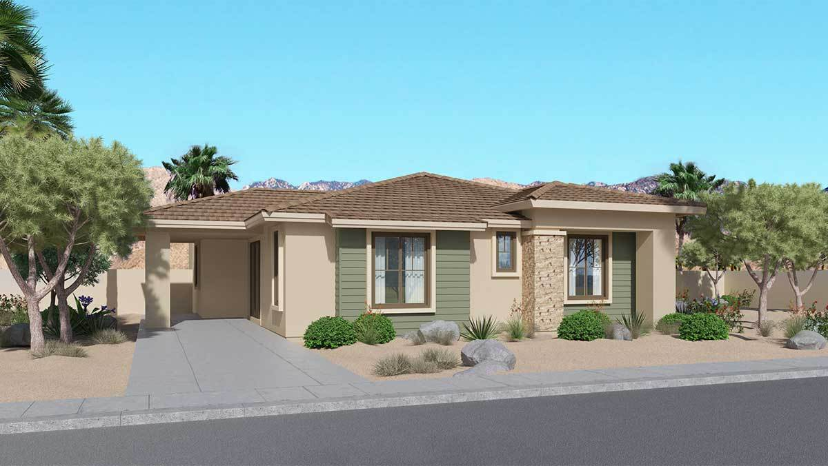 Single Family for Sale at Genesis At Millennium Palm Desert - Millennia Plan 1 Gerald Ford Dr & Portola Rd Palm Desert, California 92211 United States