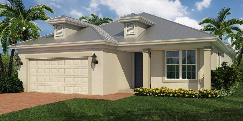 Millstone Landing New Homes In Vero Beach Fl By Gho Homes