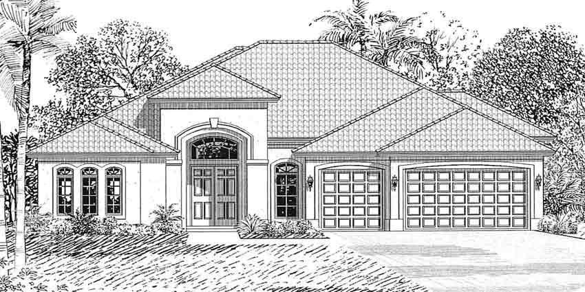 Unique la famille pour l Vente à Lake Sapphire - Serrano 4624 5th St Sw Vero Beach, Florida 32968 United States