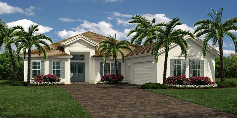 Single Family for Sale at Lake Sapphire - Verona 4624 5th St Sw Vero Beach, Florida 32968 United States