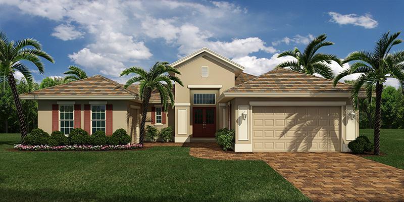 Single Family for Sale at Lake Sapphire - Rivino 4624 5th St Sw Vero Beach, Florida 32968 United States