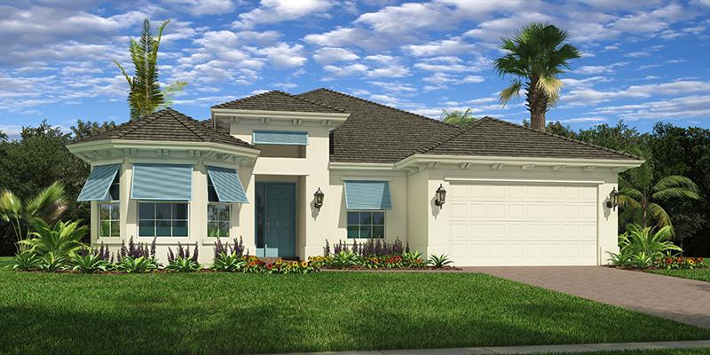 Single Family for Sale at Camelia 1498 Lily's Cay Circle, Vero Beach, Florida 32967 United States