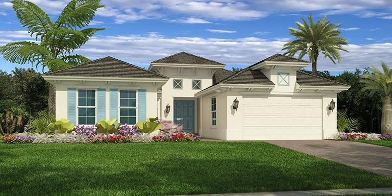 Single Family for Sale at Lily's Cay - Dahlia 1498 Lily's Cay Circle, Vero Beach, Florida 32967 United States