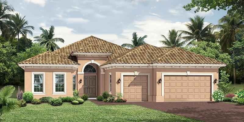 Lake Sapphire New Homes In Vero Beach Fl