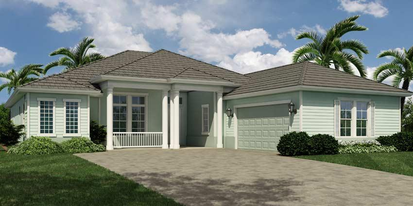 Single Family for Sale at Meadowood - Tradewinds 9402 Meadowood Drive Fort Pierce, Florida 34951 United States