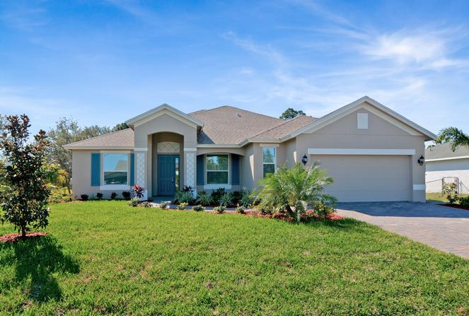 Miraculous Huntington Place New Homes In Vero Beach Fl By Gho Homes Download Free Architecture Designs Rallybritishbridgeorg