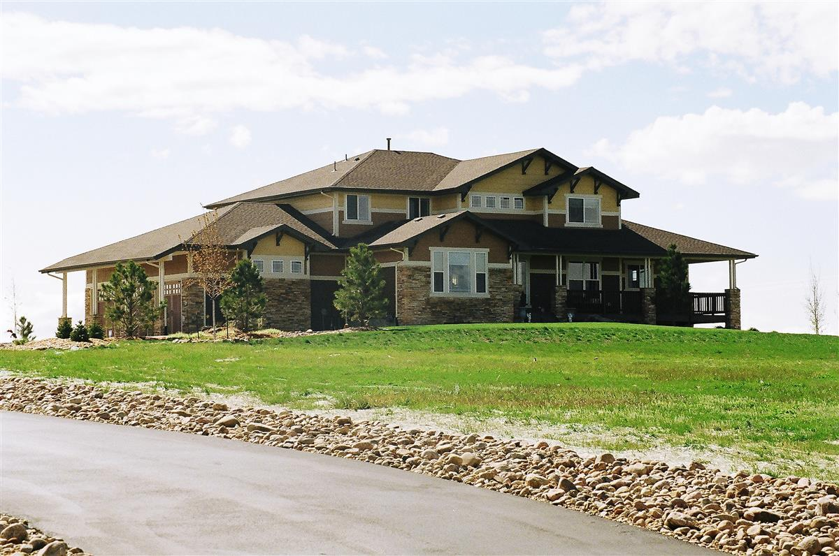 Single Family for Sale at Woods 17639 Cabin Hill Ln. Colorado Springs, Colorado 80908 United States