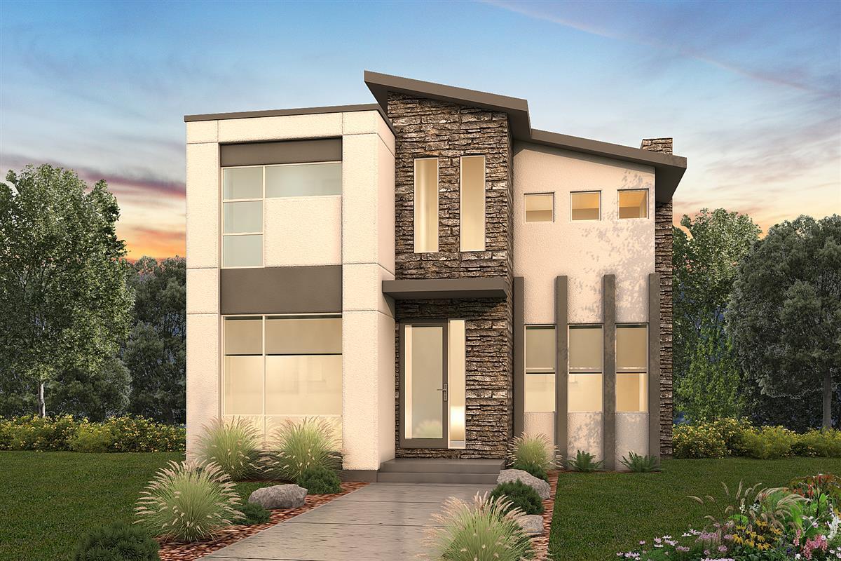 单亲家庭 为 销售 在 Denver - Highlands 3870 Tennyson St. Denver, Colorado 80212 United States