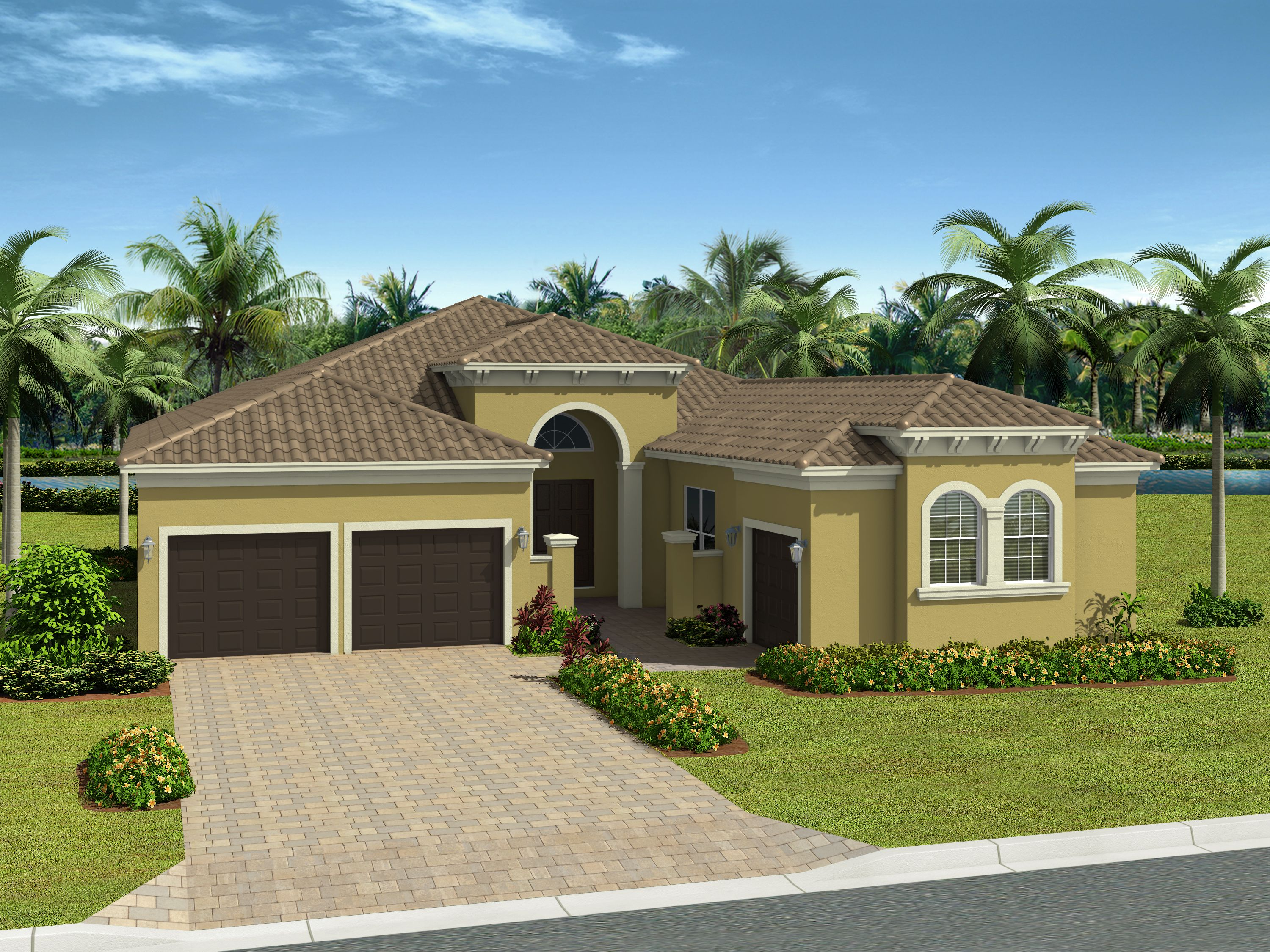 Single Family for Active at Valencia Del Sol - Carlyle 5006 Stone Harbor Circle Wimauma, Florida 33598 United States