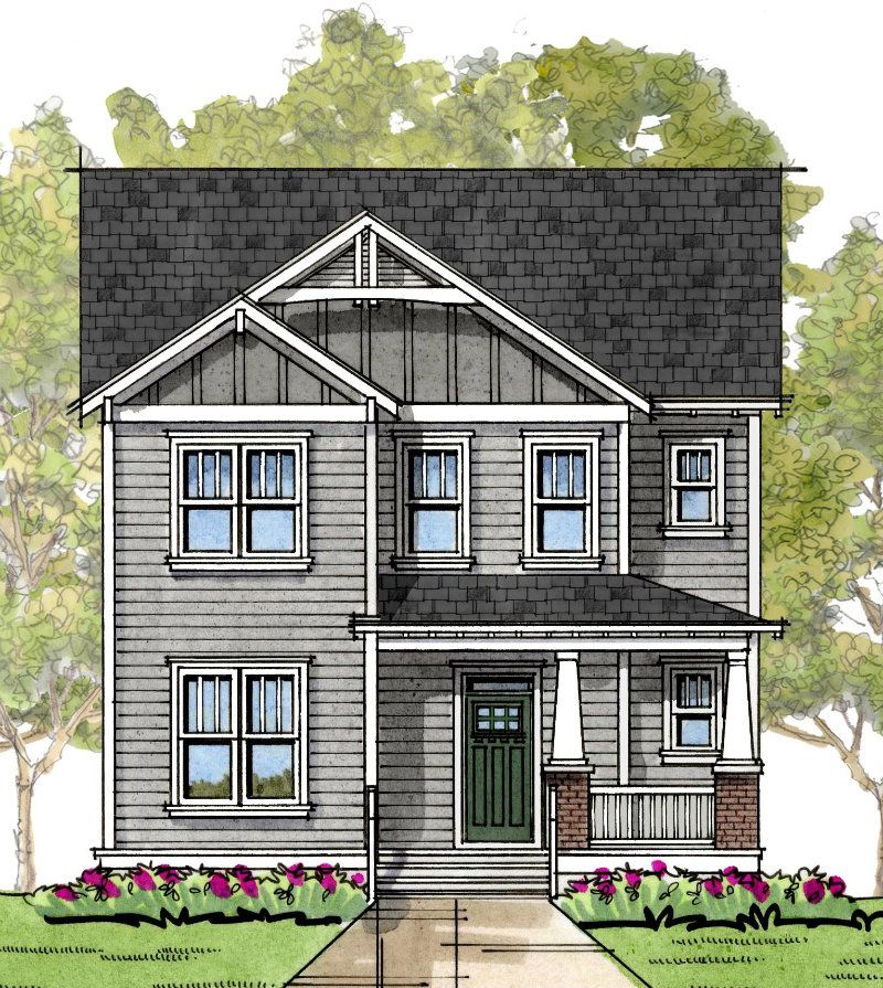 Single Family for Sale at Riverwalk Carolinas - Crepe Myrtle By Evans Coghill Rock Hill, South Carolina 29730 United States