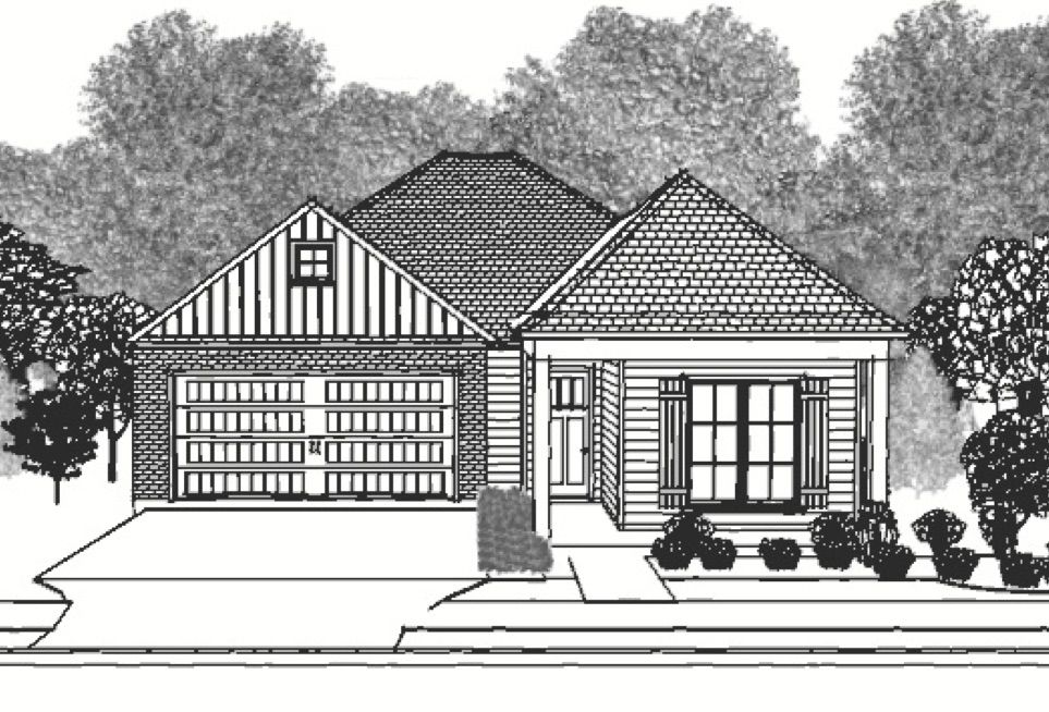 Single Family for Sale at Cypress Lakes - Charleston 1702 8111 Sullivan Road Baton Rouge, Louisiana 70818 United States
