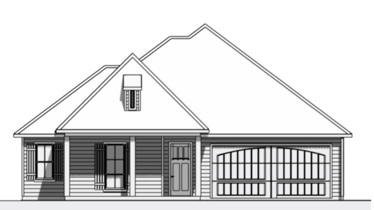 Single Family for Sale at Cypress Lakes - Freemont 2075 8111 Sullivan Road Baton Rouge, Louisiana 70818 United States