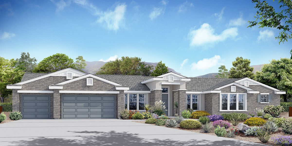 Single Family for Sale at The Grove At San Clemente Ave. - Plan 3 2495 San Clemente Ave. Vista, California 92084 United States