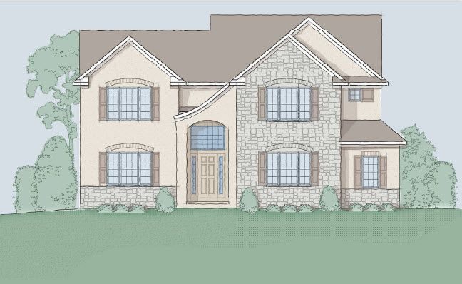 Single Family for Sale at Fallen Oak Estates - Adriana 184 N. Ramona Road Myerstown, Pennsylvania 17067 United States