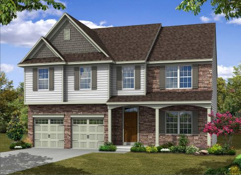 Single Family for Sale at Sylvan View - Bristol 202 Sylvan Retreat Road Columbia, Pennsylvania 17512 United States