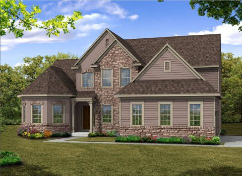 Single Family for Sale at Fallen Oak Estates - Davenport 184 N. Ramona Road Myerstown, Pennsylvania 17067 United States