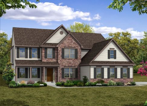 Single Family for Sale at The Meadows At Bachman Run - Ellsworth S. Lancaster Street Annville, Pennsylvania 17003 United States