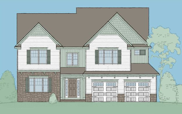 Single Family for Sale at The Meadows At Bachman Run - Lafayette S. Lancaster Street Annville, Pennsylvania 17003 United States