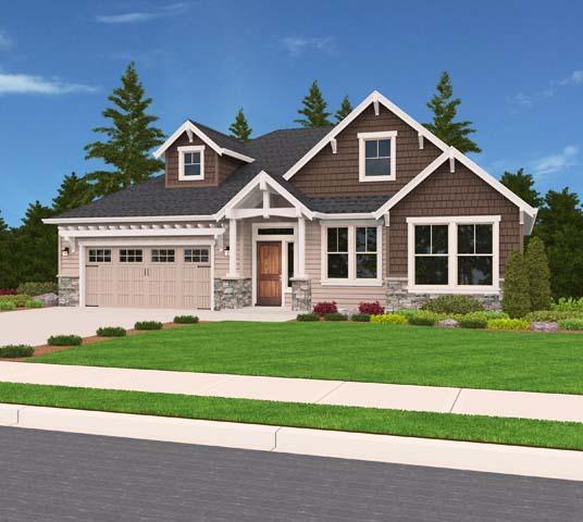 Single Family for Sale at Whitney 33422 220th Place S Auburn, Washington 98092 United States