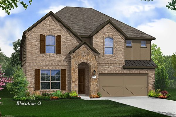 Single Family for Sale at Magnolia 1617 Sandalwood Lane Anna, Texas 75409 United States