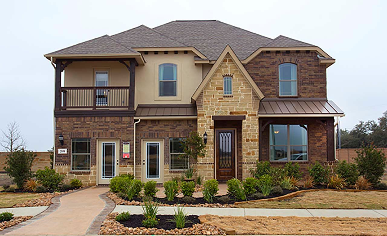 Arcadia ridge premier new homes in san antonio tx by gehan for Arcadia builders