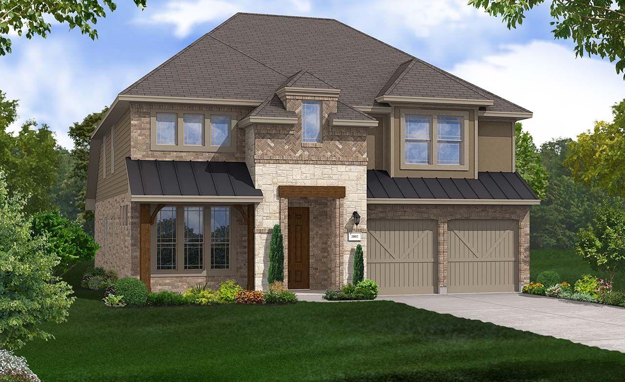 Gehan homes siena premier redwood 1303238 round rock for Gehan homes