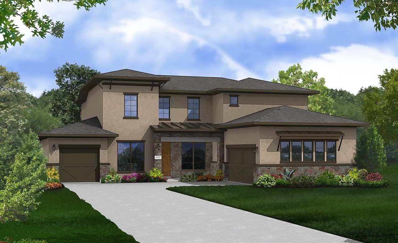Gehan homes terra colinas longspur 1293720 austin tx for Modern houses for sale austin