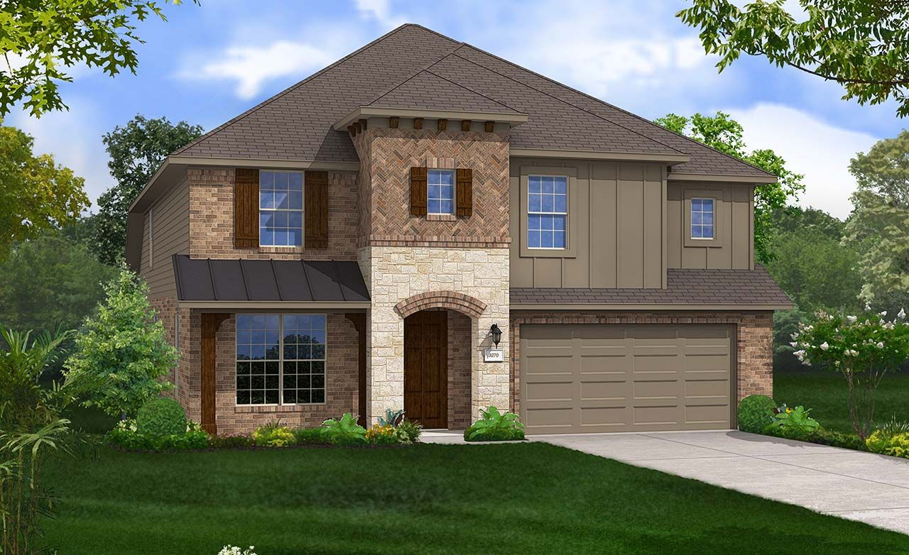 Real Estate at 2453 Whispering Pines Drive, Fort Worth in Tarrant County, TX 76177