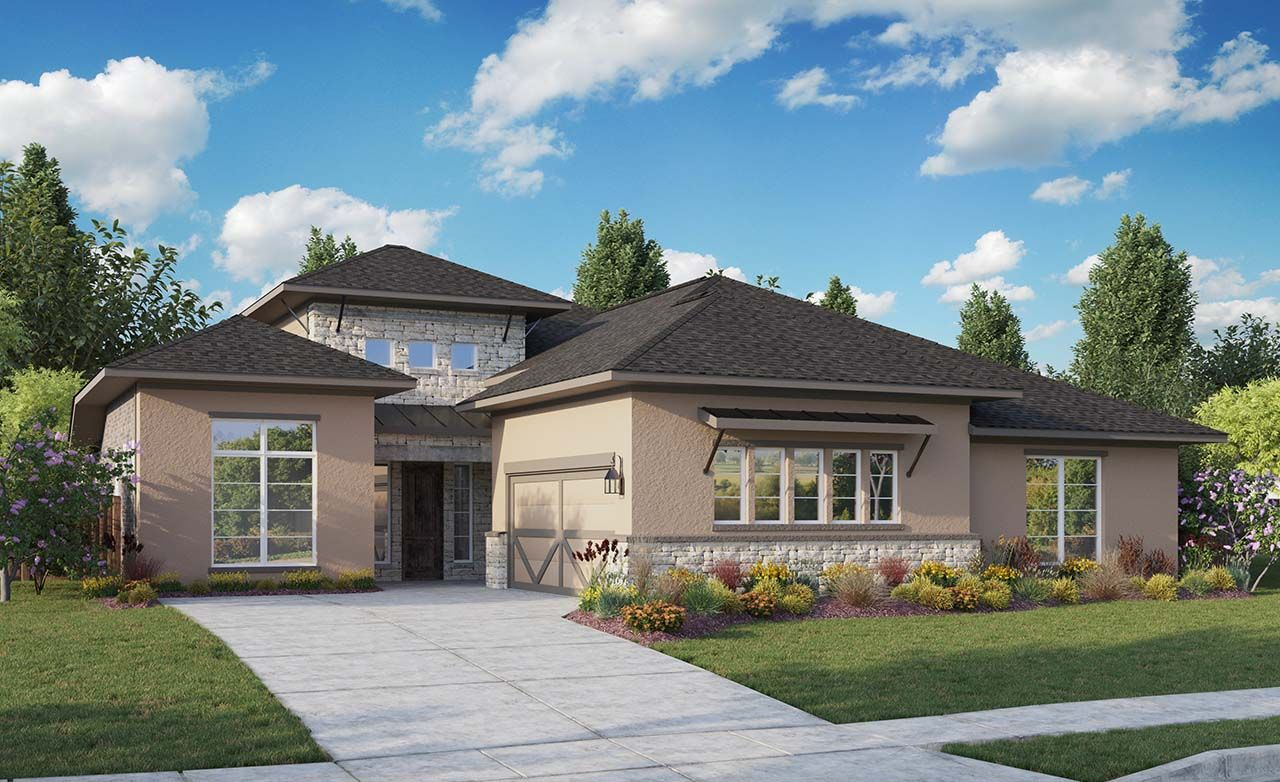 Gehan Homes Sabine Park Estates Cardinal 1318627 Plano