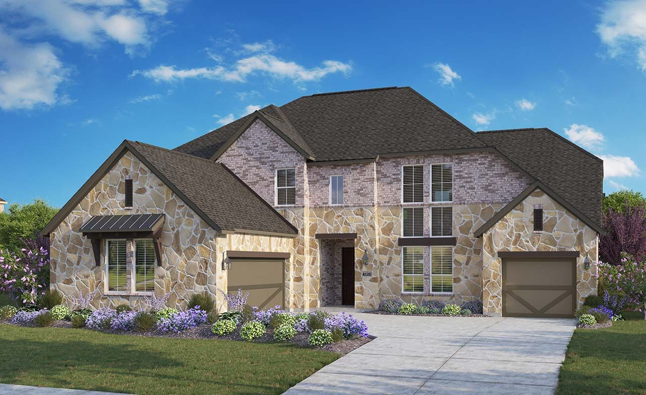 Gehan homes the estates at grady niblo oriole 1085265 for Gehan homes