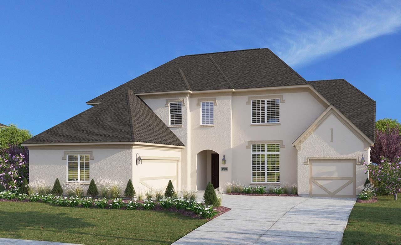 Gehan Homes Sabine Park Estates Oriole 1318629 Plano