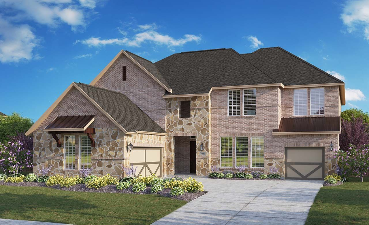 Gehan Homes Partridge Sabine Park Estates 4 Bedrooms